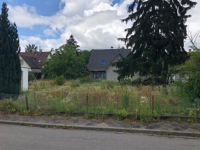 Grundstück zu verkaufen – Grünwinkel Karlsruhe 904m²